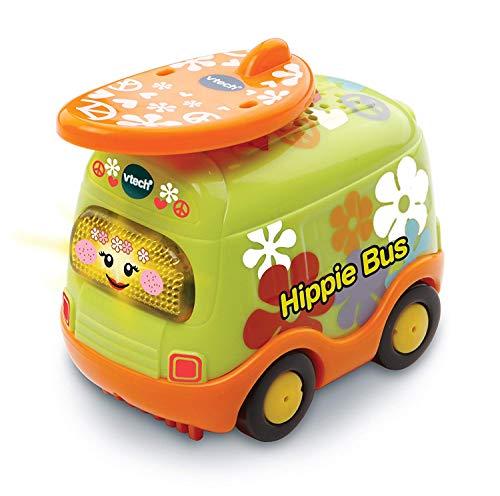 Vtech 80-164364 80-164364-Tut TUT Baby Flitzer-Special Edition Hippie Bus, bont