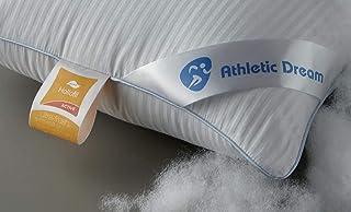 Demaflex Athletic Dream – Almohada con relleno de fibra Dacron ® – HOLLOFIL ® Active