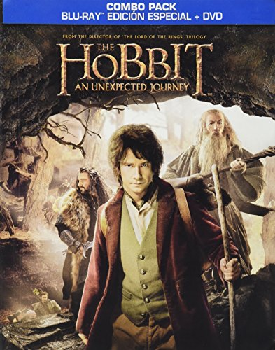 El Hobbit. Un Viaje Inesperado [Blu-ray]