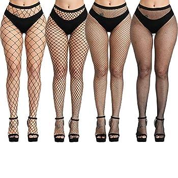 Best plus size fishnet stockings Reviews