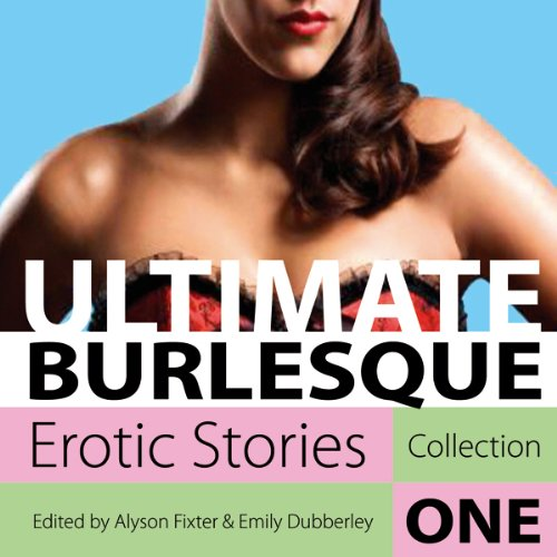 Ultimate Burlesque cover art