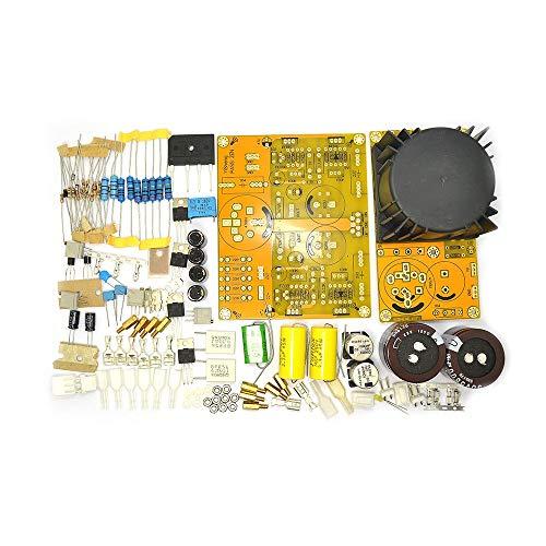 q-baihe DIY Kit für Pass Zen single-end Klasse A Kopfhörer-Verstärker Amp 5W Dual 0-ac24V