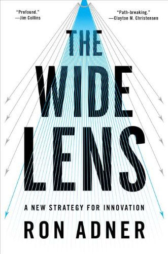 Image of The Wide Lens: A New Strategy for Innovation