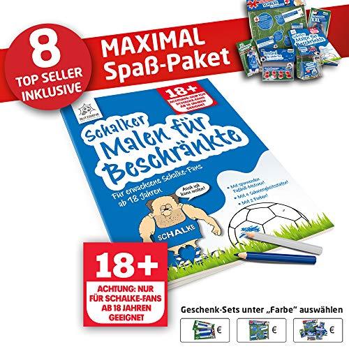 Alles für Schalke-Fans by Ligakakao.de Schalke Toaster ist jetzt das MAXIMAL SPAß Paket