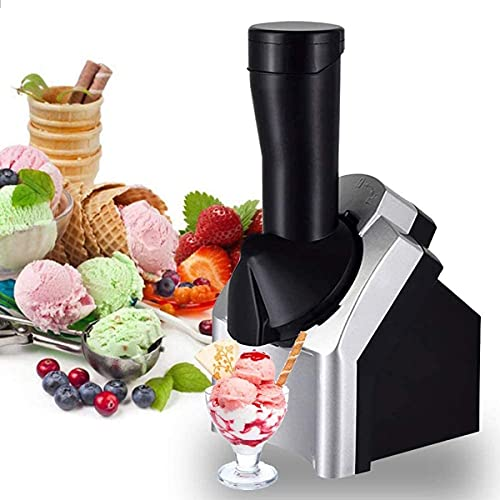 Duwen PortableHome Fruit Hele Cream Maker, 700 ml Maker portátil para uso doméstico, fabricante de postres congelado, sano, sano, libre de lácteos, heladería vegana (Size : U.S. regulations)