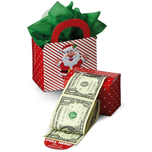 Happy Santa Money Dispenser