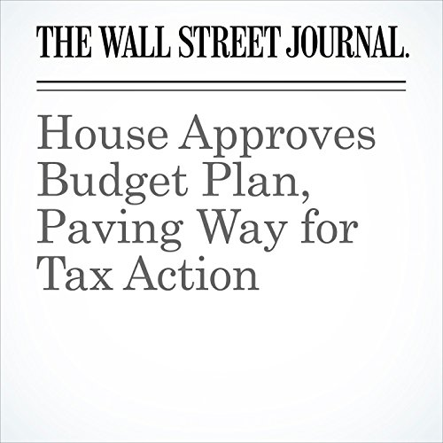 House Approves Budget Plan, Paving Way for Tax Action (Unabridged) copertina