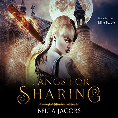 Fangs for Sharing  By  cover art