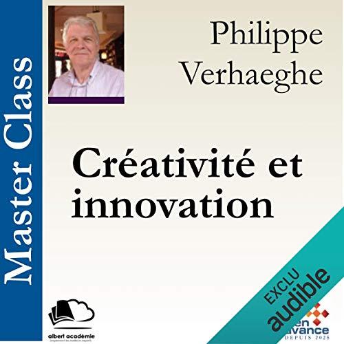 Couverture de Créativité et innovation