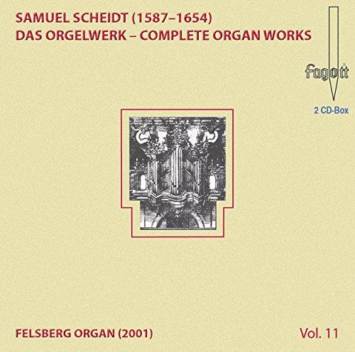 Das Orgelwerk, Vol. 11 (Felsberg Orgel, Béthune)