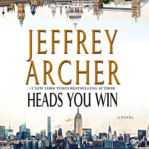 Heads You Win audiobook cover art