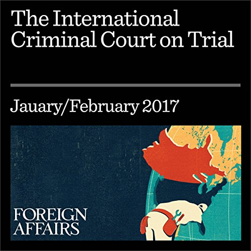 The International Criminal Court on Trial audiobook cover art