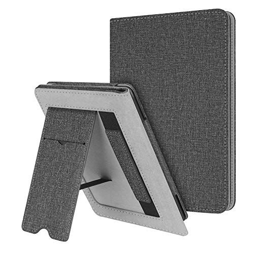 Fintie Stand hoes voor Kindle 10de generatie – 2019 (Modelnummer: J9G29R) – Premium Case Protective Cover met Card Slot…