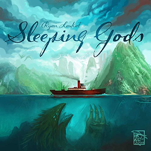 Red Raven Games 023 - Sleeping Gods