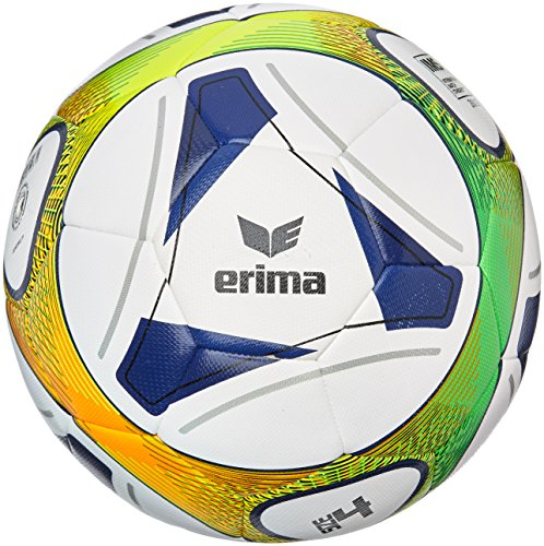 erima Fussball Hybrid Training, New Navy/Green, 4, 719506
