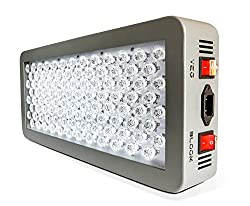 P300 LED platinum grow lights great for growing tomatoes and lettuce
