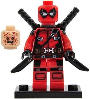 Best deadpool lego minifigure Reviews