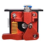 BZ 3D Dual Gear Extruder Dual Drive CR-10S Pro Extruder Upgrade Kit, Works with Ender 3 /Pro CR-10/CR-10S/CR10S Pro, Drive Feed for 3D Printer 1.75mm Filament