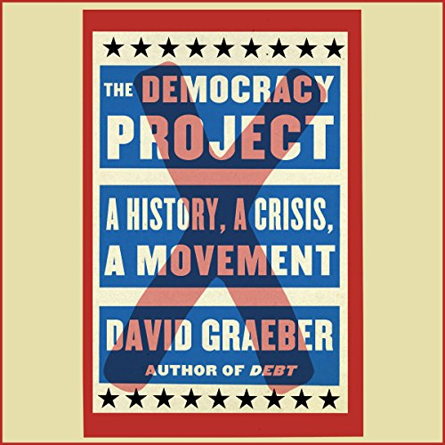 The Democracy Project audiobook cover art