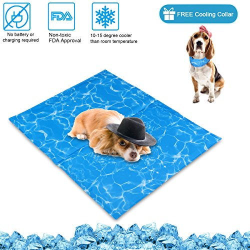 N&R Dog Cooling Mat/Pad/Bed