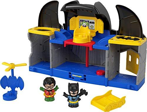 Fisher-Price Little People DC Super Friends Batcave