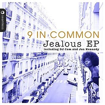 Jealous EP (Incl. DJ Cam & Jon Kennedy Remixes)