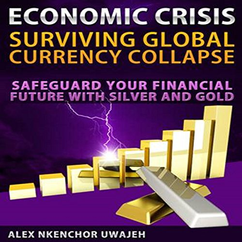 Economic Crisis: Surviving Global Currency Collapse audiobook cover art