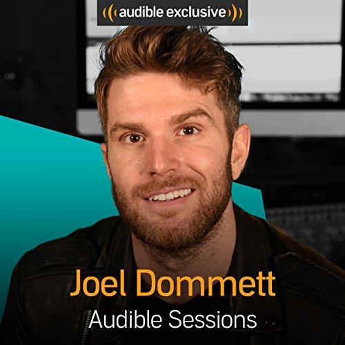 Joel Dommett audiobook cover art