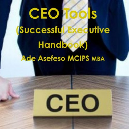 Ceo Tools cover art