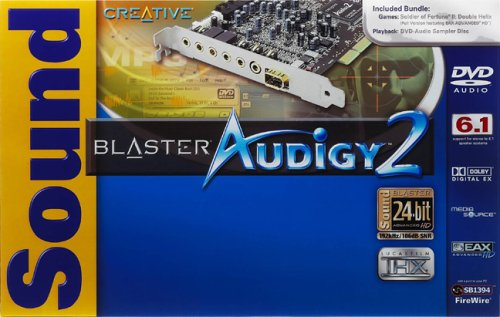 Creative Labs Audigy 2