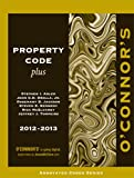 O'Connor's Property Code Plus 2012-2013