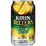 ビターズ 皮ごと搾りオレンジ 24缶