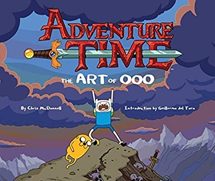 Adventure Time - The Art of Ooo by Pendleton Ward Chris McDonnell(2014-10-14)