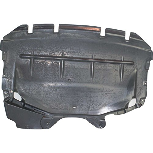 Engine Splash Shield compatible with BMW 5-Series 97-03 Under Cover Center Auto Trans