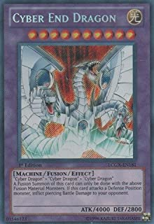 Yu-Gi-Oh! - Cyber End Dragon (LCGX-EN181) - Legendary Collection 2 - Unlimited Edition - Secret Rare