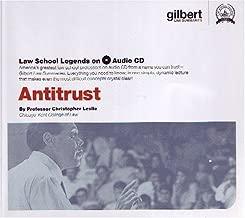 Law School Legends Audio on Antitrust Law (Law School Legends Audio Series)