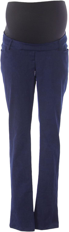 JULES & JIM Maternity Women's Stretch Panel Jeans Medium Indigo