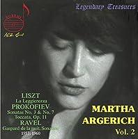 Martha Argerich Vol 2 by Martha Argerich (2014-06-10)