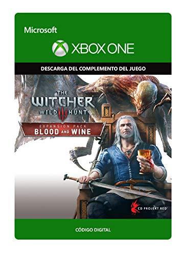 The Witcher 3: Wild Hunt - Blood and Wine  | Xbox One - Código de descarga