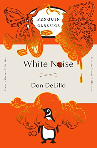 White-Noise-Penguin-Orange-Collection