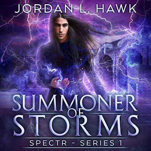Summoner of Storms cover art