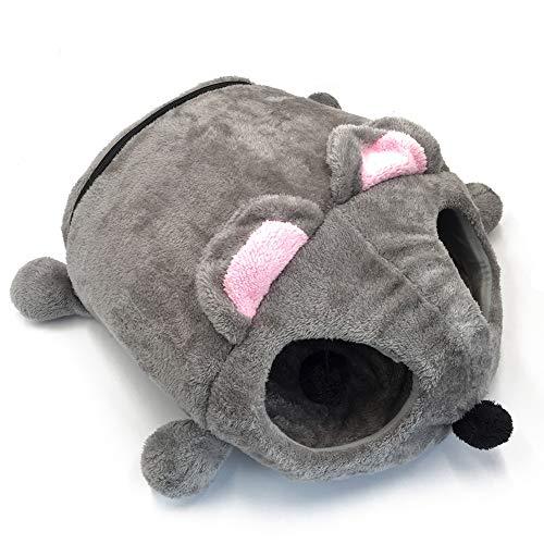 Koojawind Warm Dog Pyjamas Ropa para Perros Mono para Mascotas Pet Cat Winter Ropa De Dormir C/áLida Soft Fleece Dog Puppy Pet Coat Pet Hoodie Outfit
