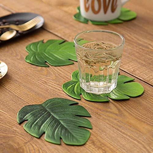Csqw 2 pc Coaster Kaffee Tasse Tischset Weiche Tasse Matte Pad Darm Halter Trinken Untersetzer Tisch Matte Stehen Wohnkultur