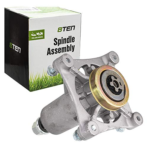 8TEN Spindle for Craftsman 192870 187292 Poulan 532187292 Husqvarna 532192870 42 and 54 inch Deck Ariens 21546238