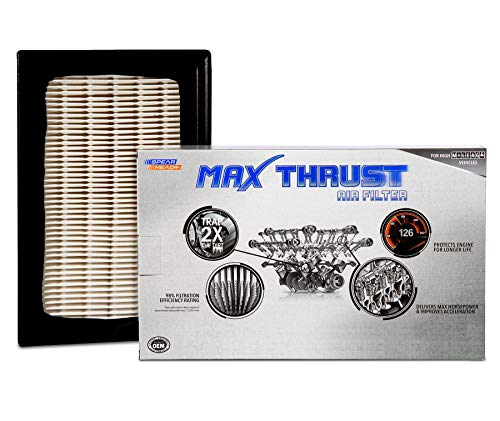 Spearhead Max Thrust Performance Engine Air Filter For All Mileage...