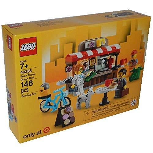 LEGO Juegos de construcción (40158)