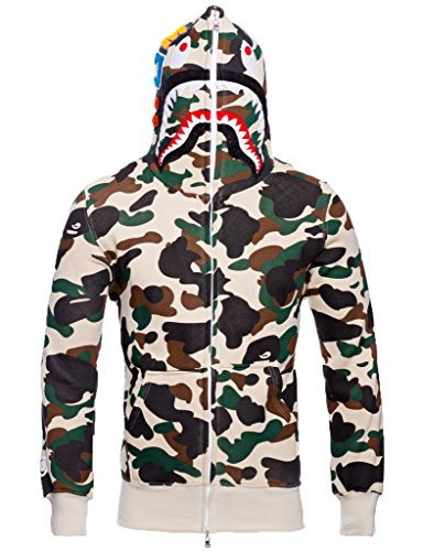 Christo Mens Hoodies Sweatshirt Fashion Outdoor Tracksuit Casual Hip-Hop Funny Coat