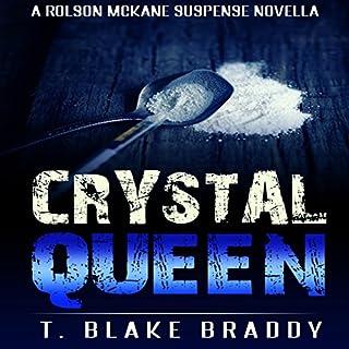 Crystal Queen audiobook cover art