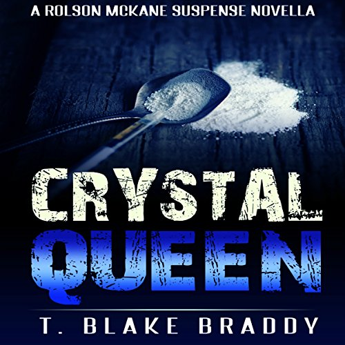 Crystal Queen audiobook cover art