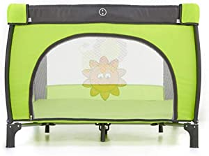 XHJYWL Playpen Baby Folding Play Yard Children s Game Fence Toddler Fence Kid s Safety Activity Center  76cm Tall